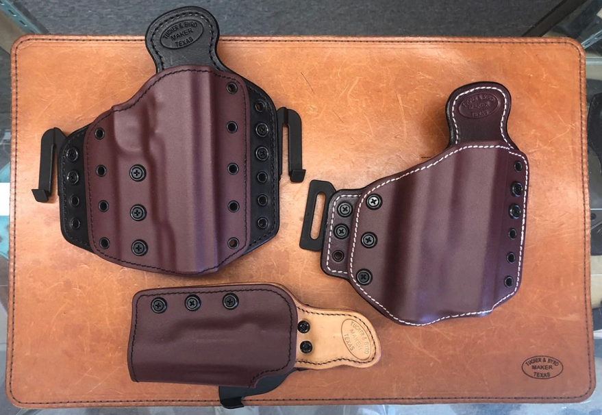 How Many Holsters Do You Need?