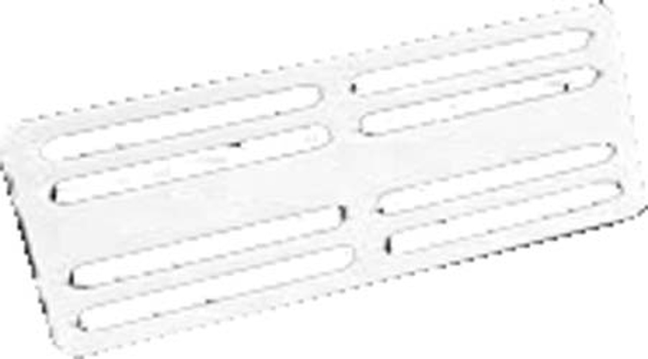 EZGO TXT Grille Insert Cover with Horizontal Pattern