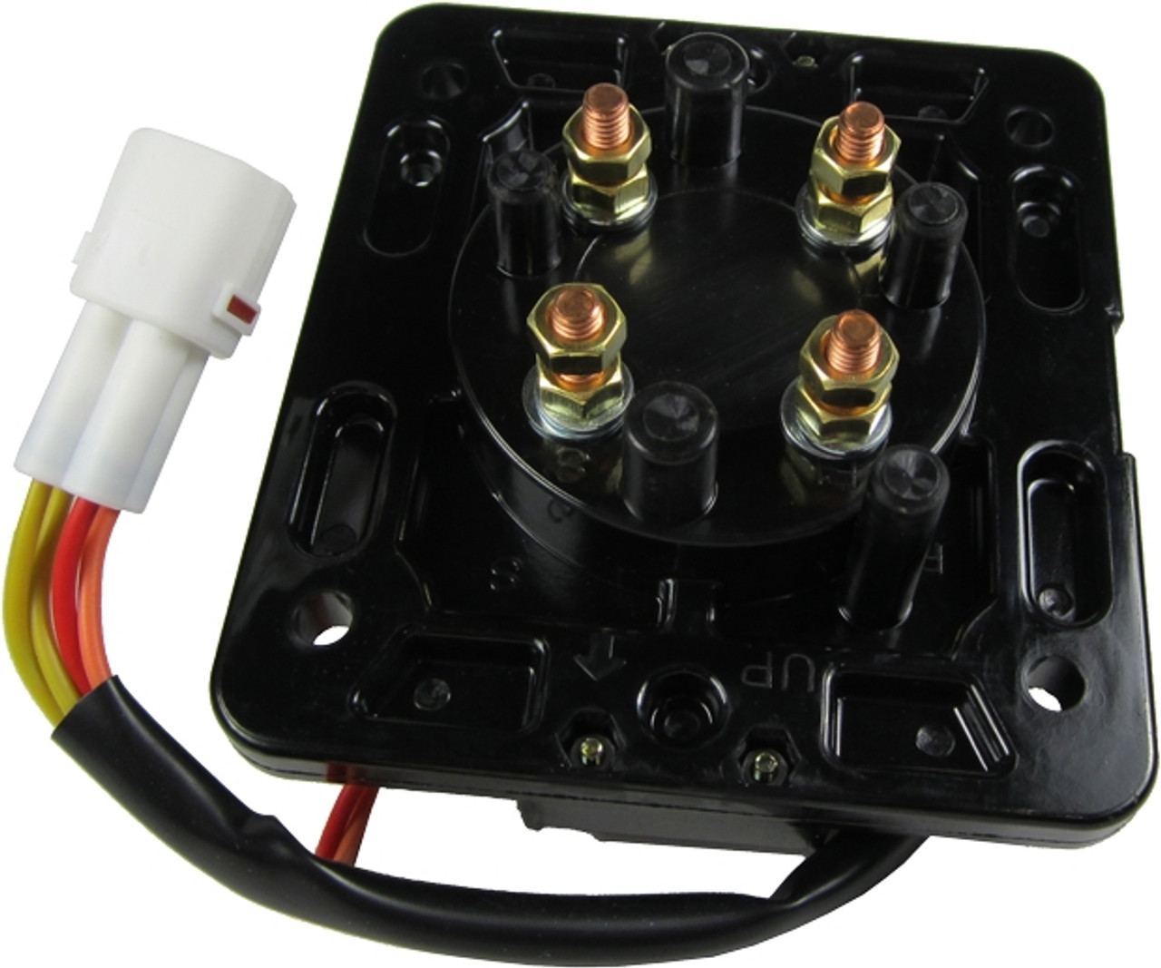 Yamaha G14, G16 36 Volt Forward and Reverse Switch embly on