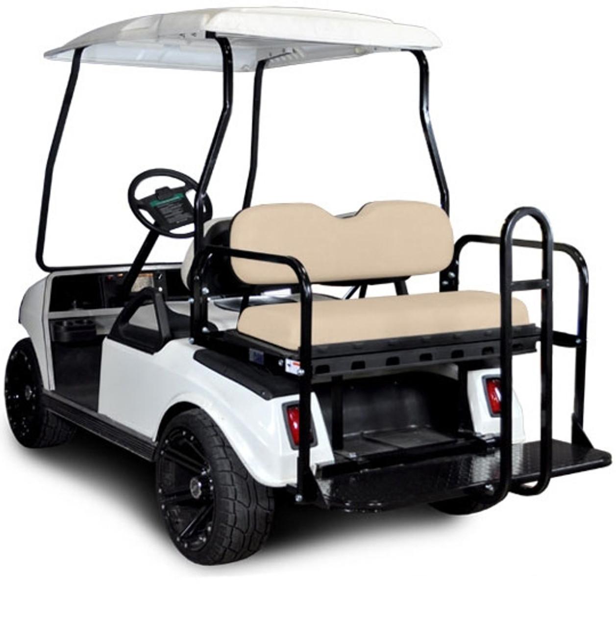 Madjax Genesis 150 Club Car Rear Flip Seat Kit Ds