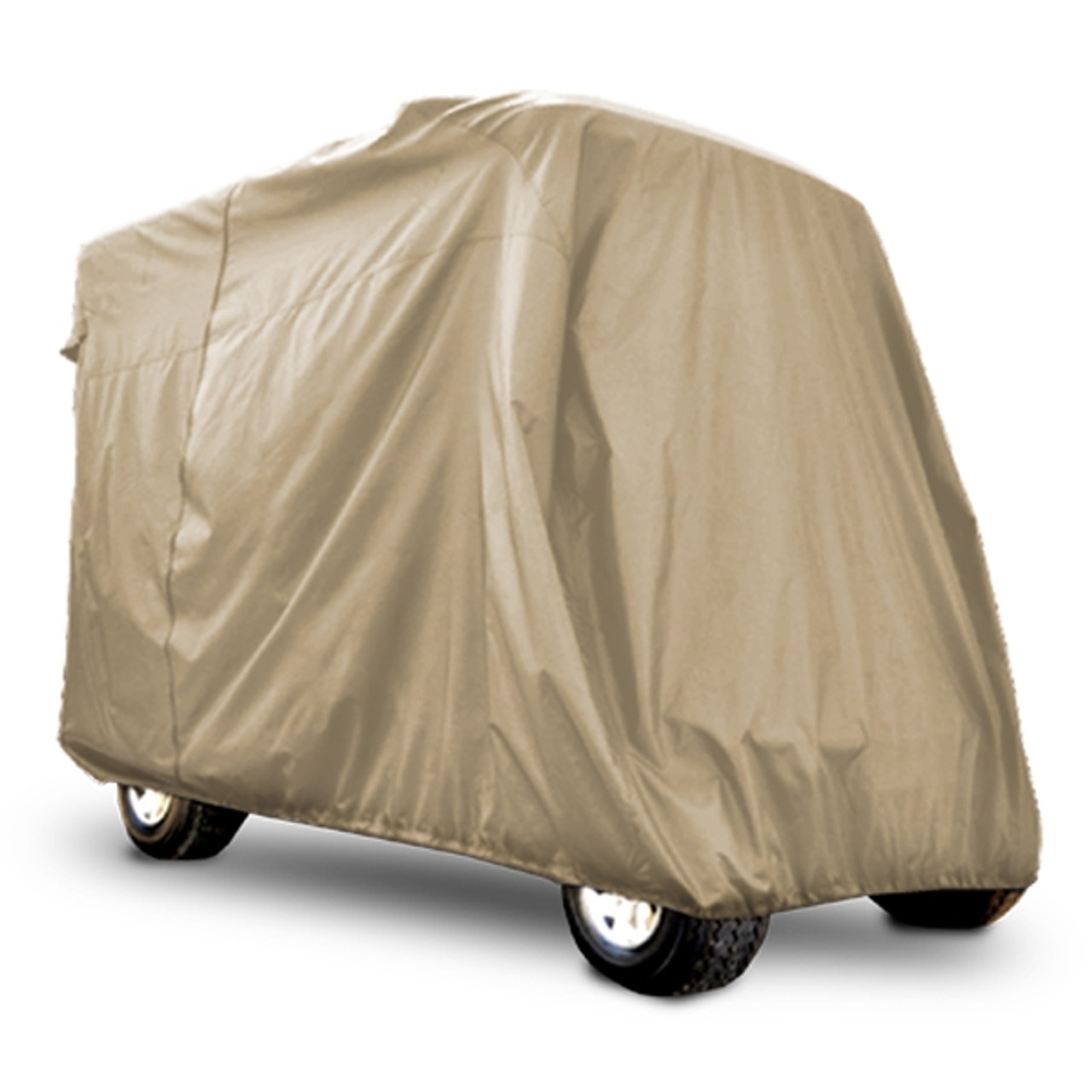 Red Dot 88 Quot Top Cart Cover Golf Cart King