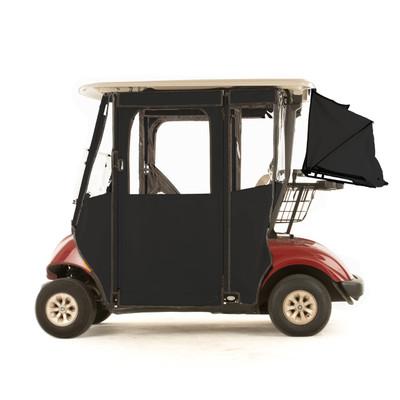 Door Lux Golf Cart Enclosure For Yamaha Drive Golf Cart