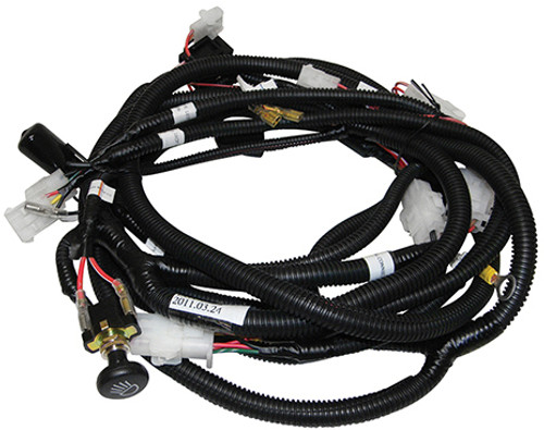rhox club car ds plug and play wire harness components Wire Harness Sensors