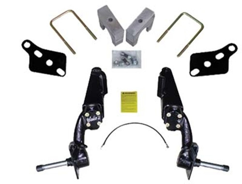 Club Car Spindle Lift Kit Ds Gas Jakes 6 4 Wheel Brakes