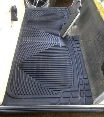 Club Car Gorilla Floor Mat Ds Golf Cart King
