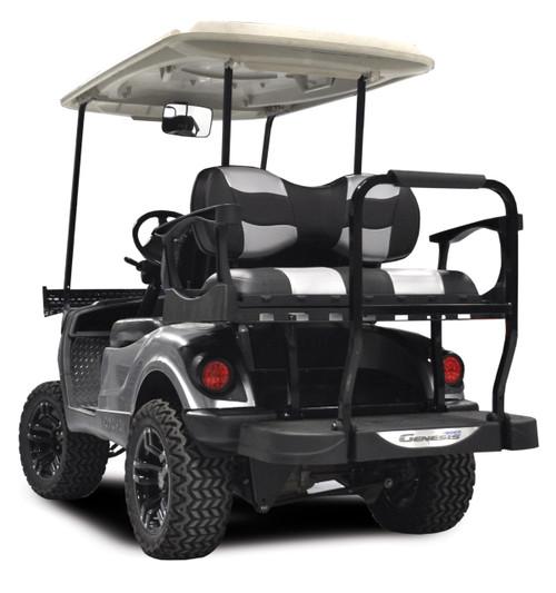 EZGO Rear Seat Kits - TXT - RXV - Marathon | Golf Cart King