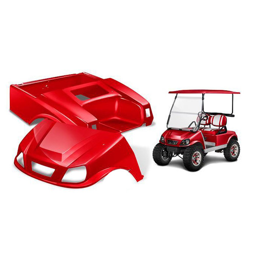 Shop Doubletake Custom Golf Cart Body Kits from Golf Cart King