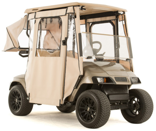 Discover the Best Enclosures for Golf Carts