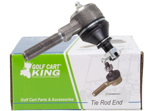 Steering Box and Tie End Rods - Yamaha Golf Cart Parts