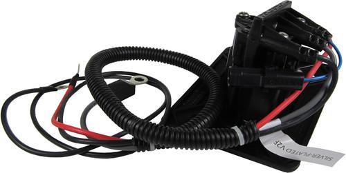 oem ezgo rxv delta q charger receptacle - 2008-up oem# 602529