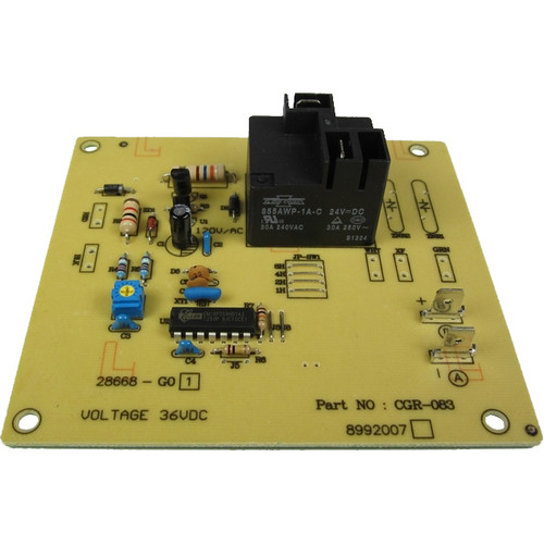 ezgo module control board - total charge 1/3/4