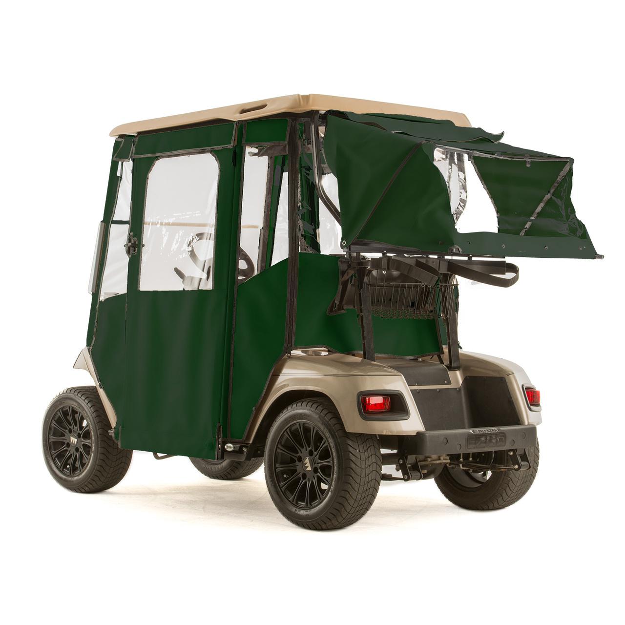 Door Lux Golf Cart Enclosure For Club Car Precedent Golf Cart