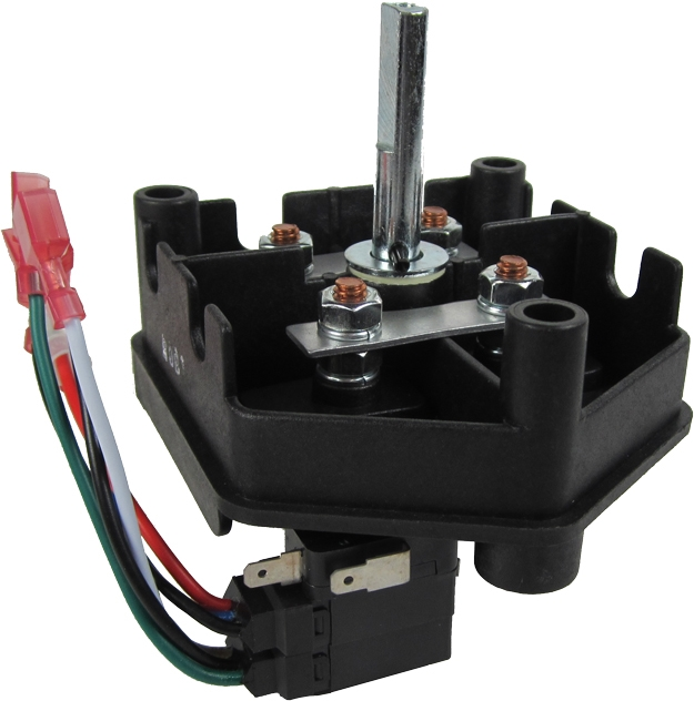 Club Car DS 1996-Up Forward and Reverse Switch embly (48 Volt)  Club Car Volt Ds Golf Cart Wiring Diagram on