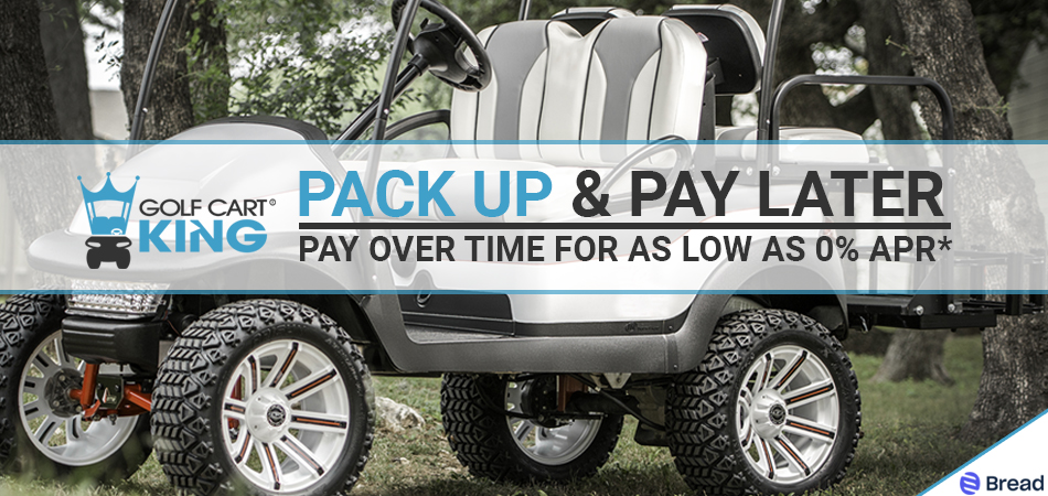 Golf Cart Parts, Tires and Accessories | Golf Cart King