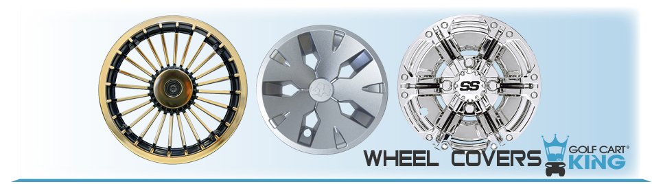 Find Hubcaps And Wheel Covers For Golf Carts At Golf Cart King