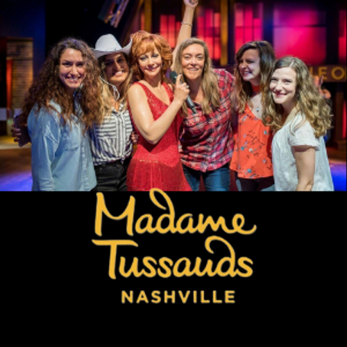 $24 gift certificate for Admission to Madame Tussaud's Museum in Opry Mills - You pay $12