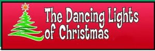 Admission for 1 family vehicle to The Dancing Lights of Christmas 2020