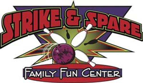$25 Gift Certificate to Strike & Spare Family Fun Center - Murfreesboro
