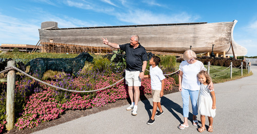 Family 4-Pack of Ark Encounter Tickets