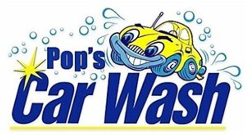 $130 gift certificate for 5 Pop's Full Service Platinum Car Washes - You Pay $65