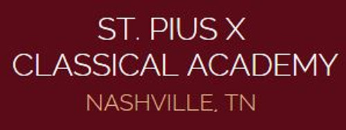 Discount Full Tuition to St. Pius X Classical Academy