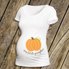 Our little pumpkin maternity or non-maternity Tshirt