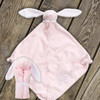 Pink Bunny Blankie Lovie by Angel Dear