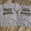 Big brother shirt I'm so perfect they want another colorful text pregnancy announcement Tshirt