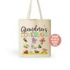 Grandma love bugs tote bag
