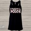 Baseball mom DARK tank top