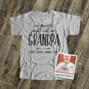 Call me grandpa arrow Tshirt