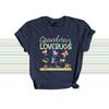 Grandma love bugs DARK Tshirt