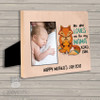 Mother's Day no one loves me like my mama photo frame