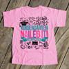 Kindergarten girl nailed it graduation Tshirt