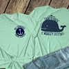 Teacher third grade or any grade is whaley exciting personalized unisex MINT tshirt