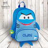 Shark personalized embroidered sidekick backpack by Stephen Joseph