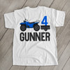 ATV four wheeler any age birthday shirt