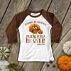Big sister thankful turkey pregnancy announcement raglan shirt