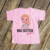 Big sister shirt sweet pregnancy announcement Tshirt
