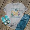 Teacher 100 days smarter peacock foil or glitter vinyl Tshirt