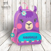 Llama personalized embroidered sidekick backpack by Stephen Joseph