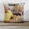 Wedding anniversary milestone couples photo magic reversible sequin pillowcase pillow