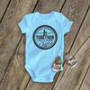First Fathers Day together best buds cheers bodysuit or Tshirt