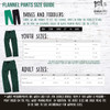 Christmas tree farm family raglan shirt with pants option