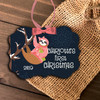 First Christmas sloth personalized ornament