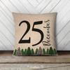 Christmas December 25 pillowcase pillow