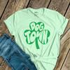 St. Patrick's Day shamrock dogtown saint louis Tshirt