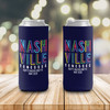 Bachelorette party nashville personalized can coolie