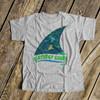 Birthday shark any age personalized Tshirt