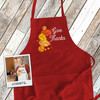 Thanksgiving give thanks adult apron